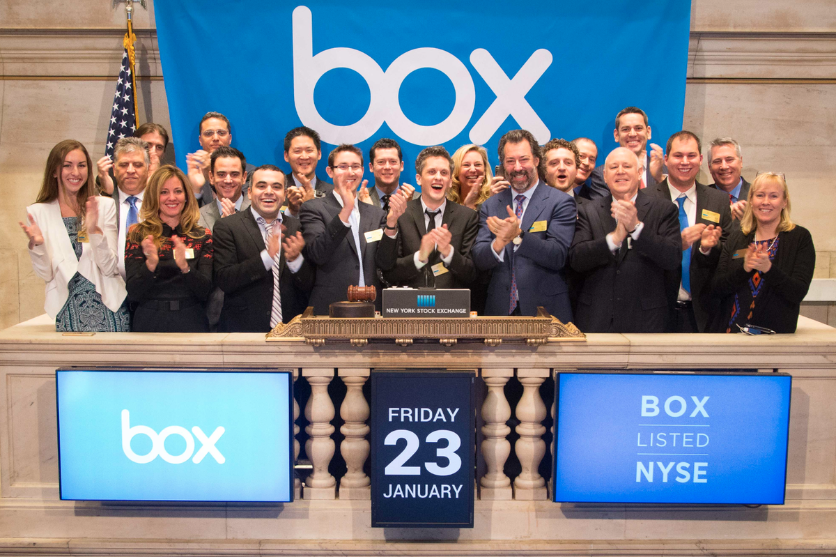 What Boxs Over 20 Decline Means For Dropbox And Other Saas Ipo